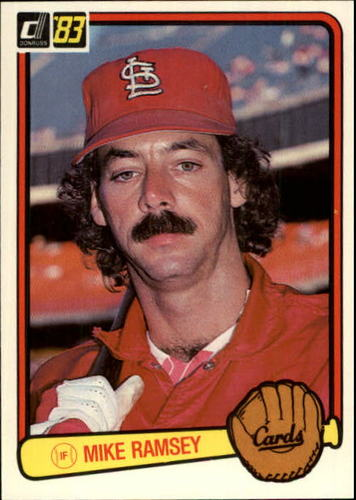 Photo of 1983 Donruss #568 Mike Ramsey