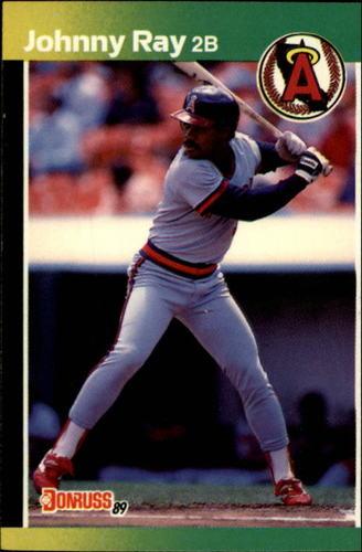 Photo of 1989 Donruss #331 Johnny Ray