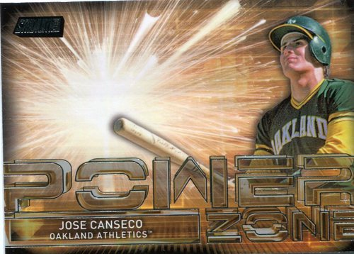 Photo of 2017 Stadium Club Power Zone #PZJC Jose Canseco