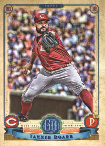 Photo of 2019 Topps Gypsy Queen #262 Tanner Roark
