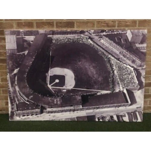 Crosley Field Ariel Photo *PICK UP ONLY
