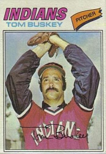 Photo of 1977 Topps #236 Tom Buskey