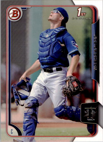 Photo of 2015 Bowman Prospects #BP120 Joe Jackson