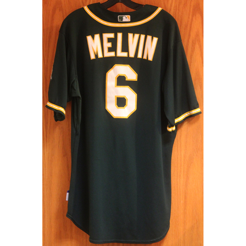 Game Used Jersey: Bob Melvin