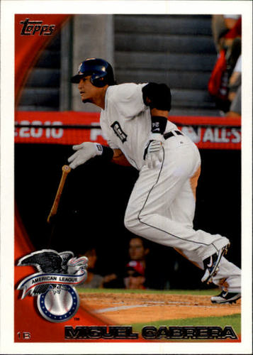 Photo of 2010 Topps Update #US250 Miguel Cabrera