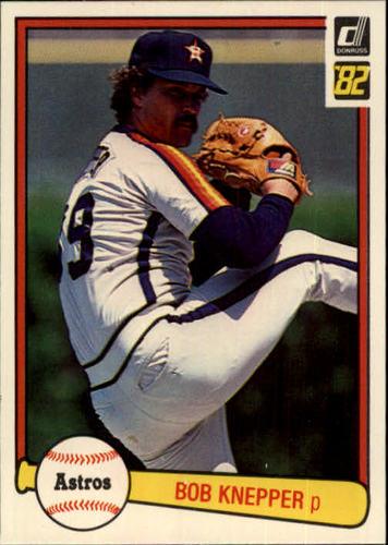 Photo of 1982 Donruss #41 Bob Knepper