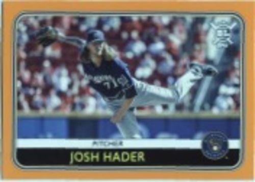Photo of 2020 Topps Big League Orange #194 Josh Hader