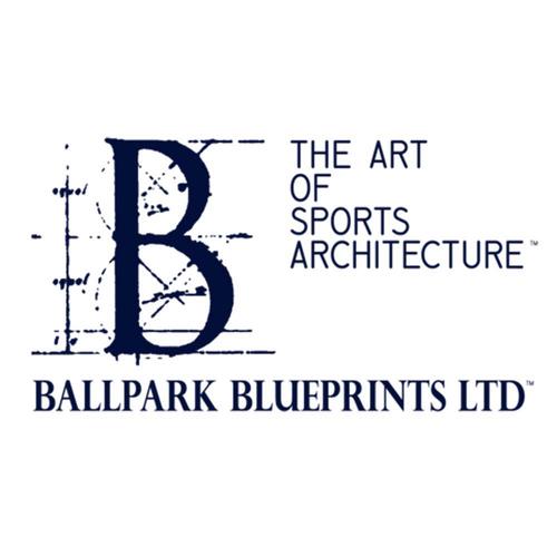Photo of UMPS CARE AUCTION: Large Framed Ballpark Blueprint, Winner's Choice of Ballparks