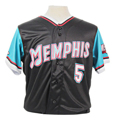 Number 5 2021 Grizzlies-themed Jersey