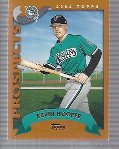 Photo of 2002 Topps Traded #T257 Kevin Hooper RC