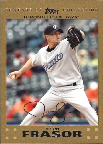 Photo of 2007 Topps Update Gold #116 Jason Frasor