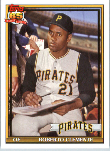 Photo of 2016 Topps Archives #228 Roberto Clemente
