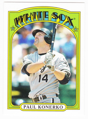 Photo of 2013 Topps 1972 Topps Minis #TM15 Paul Konerko