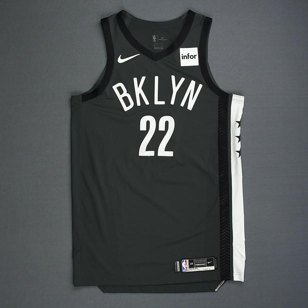online store c9ba8 0209f Caris LeVert - Brooklyn Nets - Game-Worn Statement Edition ...
