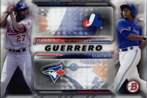 Photo of 2016 Bowman Family Tree #FTGU Vladimir Guerrero/Vladimir Guerrero Jr.