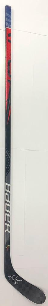 #34 Thomas Hickey Game Used Stick - Autographed - New York Islanders