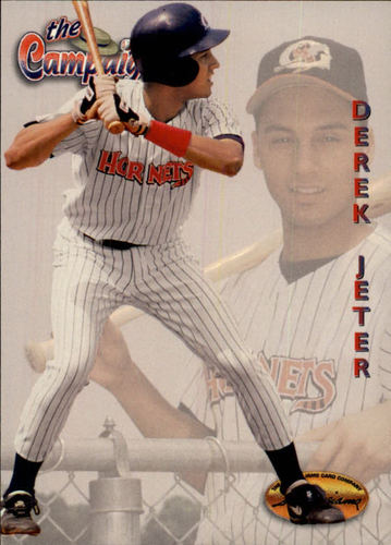 Photo of 1994 Ted Williams #124 Derek Jeter