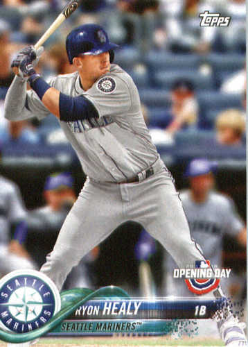 Photo of 2018 Topps Opening Day #178 Ryon Healy