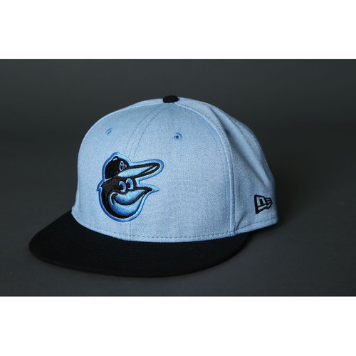 Photo of Einar Diaz Autographed, Game-Worn Father's Day Cap