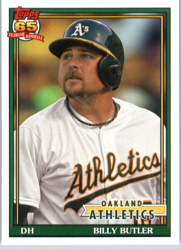 Photo of 2016 Topps Archives #229 Billy Butler