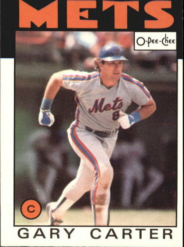 Photo of 1986 O-Pee-Chee #170 Gary Carter