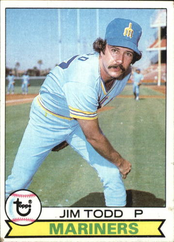 Photo of 1979 Topps #103 Jim Todd