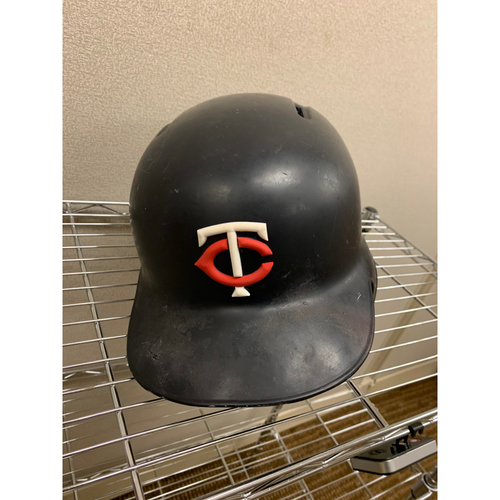 Photo of 2019 Willians Astudillo #64 Game Used Helmet