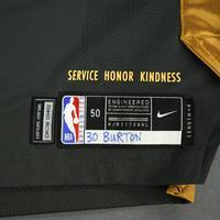Deonte Burton - Oklahoma City Thunder - Game-Worn City Edition Jersey - 2019-20 Season