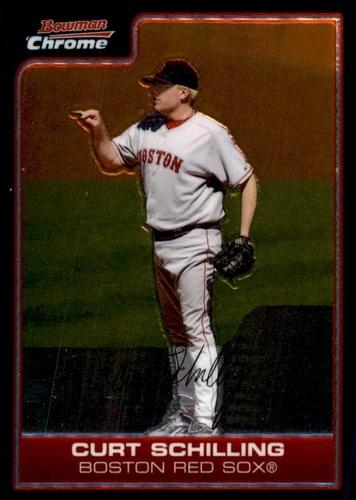 Photo of 2006 Bowman Chrome #10 Curt Schilling