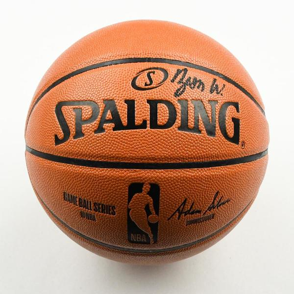 Image of Zion Williamson - New Orleans Pelicans - 2019 NBA Draft Class - Autographed Basketball