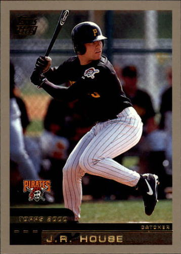 Photo of 2000 Topps Traded #T32 J.R. House RC