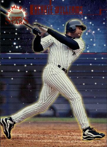 Photo of 1998 Topps Stars #10 Bernie Williams