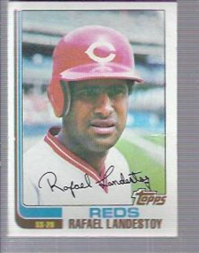 Photo of 1982 Topps #361 Rafael Landestoy