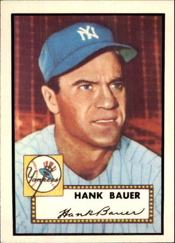 Photo of 1983 Topps 1952 Reprint #215 Hank Bauer