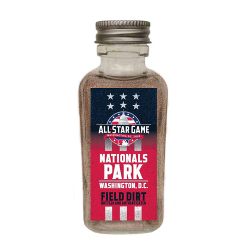 Photo of 2018 MLB All-Star Game Dirt Jar - Nationals Park
