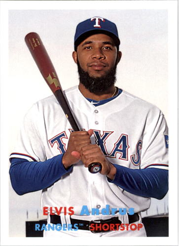 Photo of 2015 Topps Archives #28 Elvis Andrus