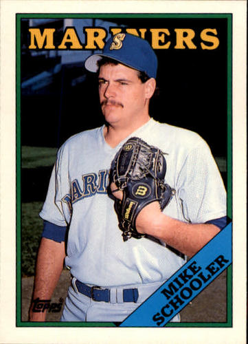 Photo of 1988 Topps Traded #105T Mike Schooler