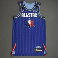 Devin Booker - 2020 NBA All-Star - Team LeBron - Autographed Jersey