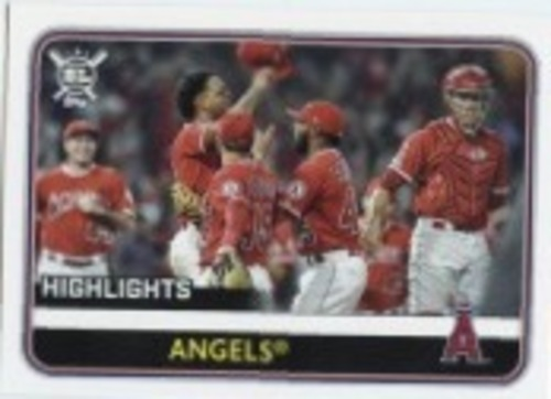 Photo of 2020 Topps Big League #299 Los Angeles Angels HL
