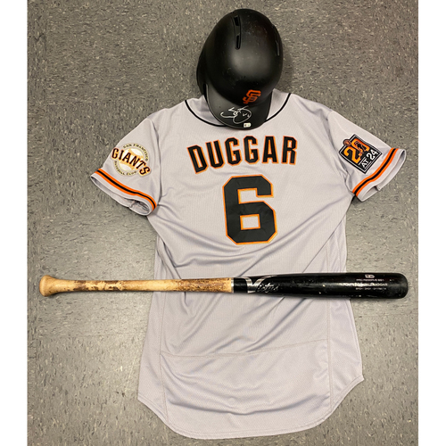Photo of #6 Steven Duggar Player Bundle