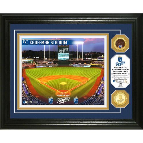 Photo of Kansas City Royals Dirt Coin Photo Mint