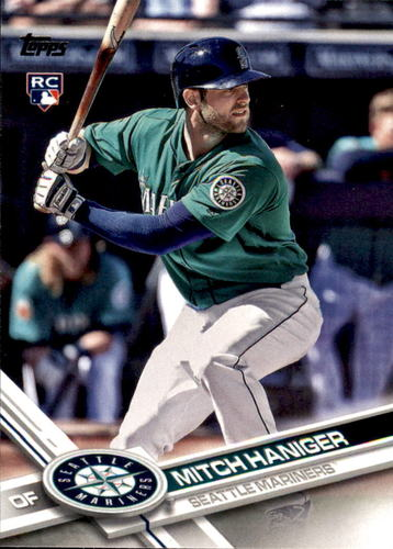 Photo of 2017 Topps #433A Mitch Haniger Rookie Card
