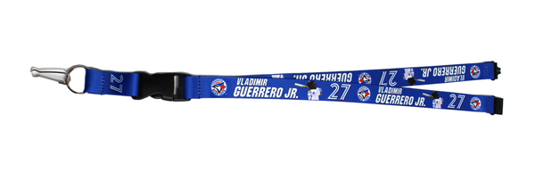 Toronto Blue Jays Guerrero Jr. Lanyard by Aminco