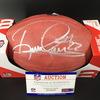 Titans Derrick Henry Signed Authentic Football W/ 100 Seasons Logo