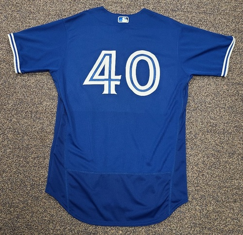 Photo of Authenticated Team Issued 2020 Spring Training Jersey: #40 Pete Walker. Size 46