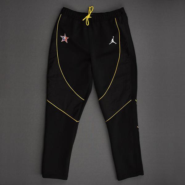 Image of DomantasSabonis - Game-Worn 2021 NBA All-Star Pants