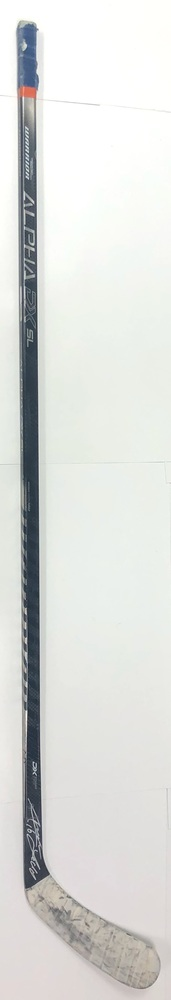#16 Andrew Ladd Game Used Stick - Autographed - New York Islanders