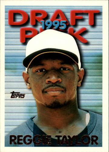 Photo of 1995 Topps Traded #108T Reggie Taylor RC