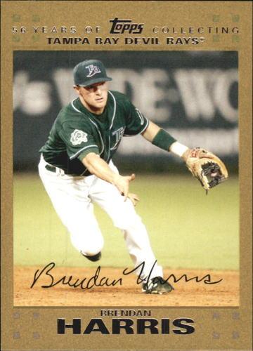 Photo of 2007 Topps Update Gold #92 Brendan Harris