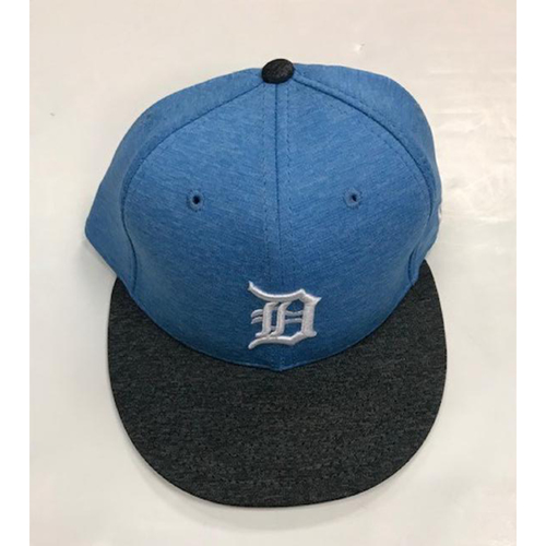 Photo of Game-Used Warwick Saupold Father's Day Cap